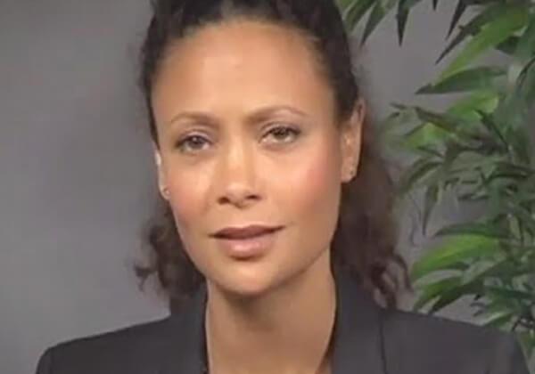 Thandie Newton vous demande de vous mettre à la place des animaux mamans