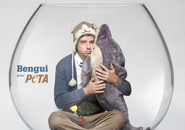 Avec Bengui, défendez les animaux prisonniers de Marineland