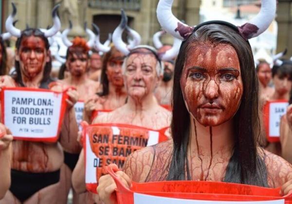 Le maire de Pampelune a exprimé son soutien aux militants anti-corrida !