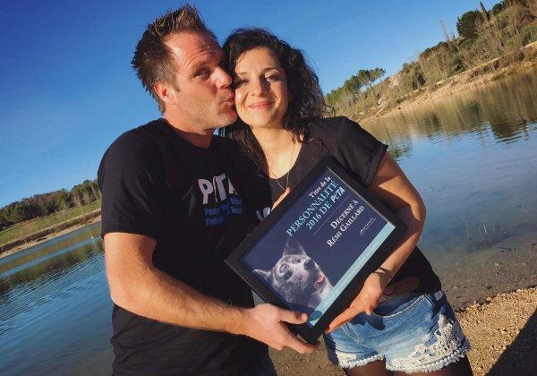 Rémi Gaillard : la personnalité de l'année 2016 de PETA