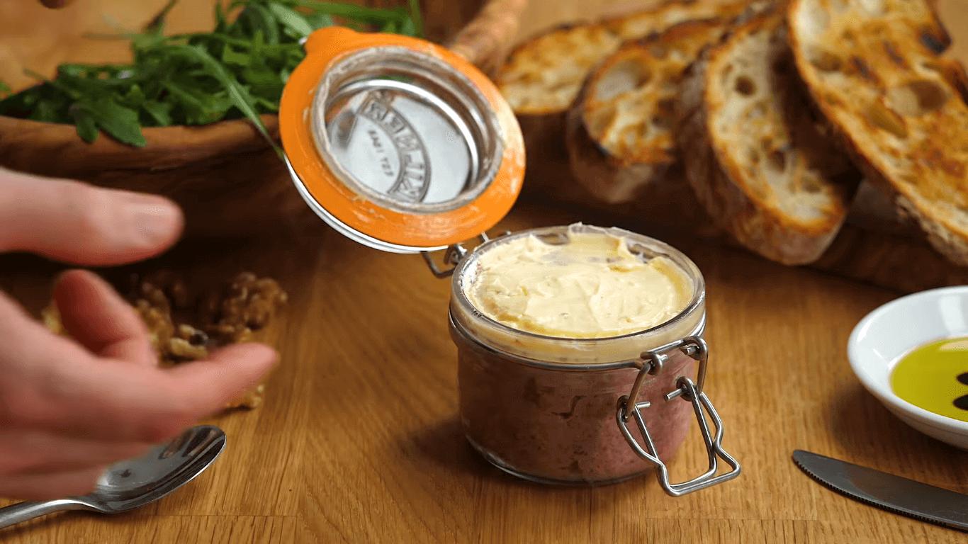 BOSH et le chef étoilé Alexis Gauthier nous préparent un «foie gras » végan
