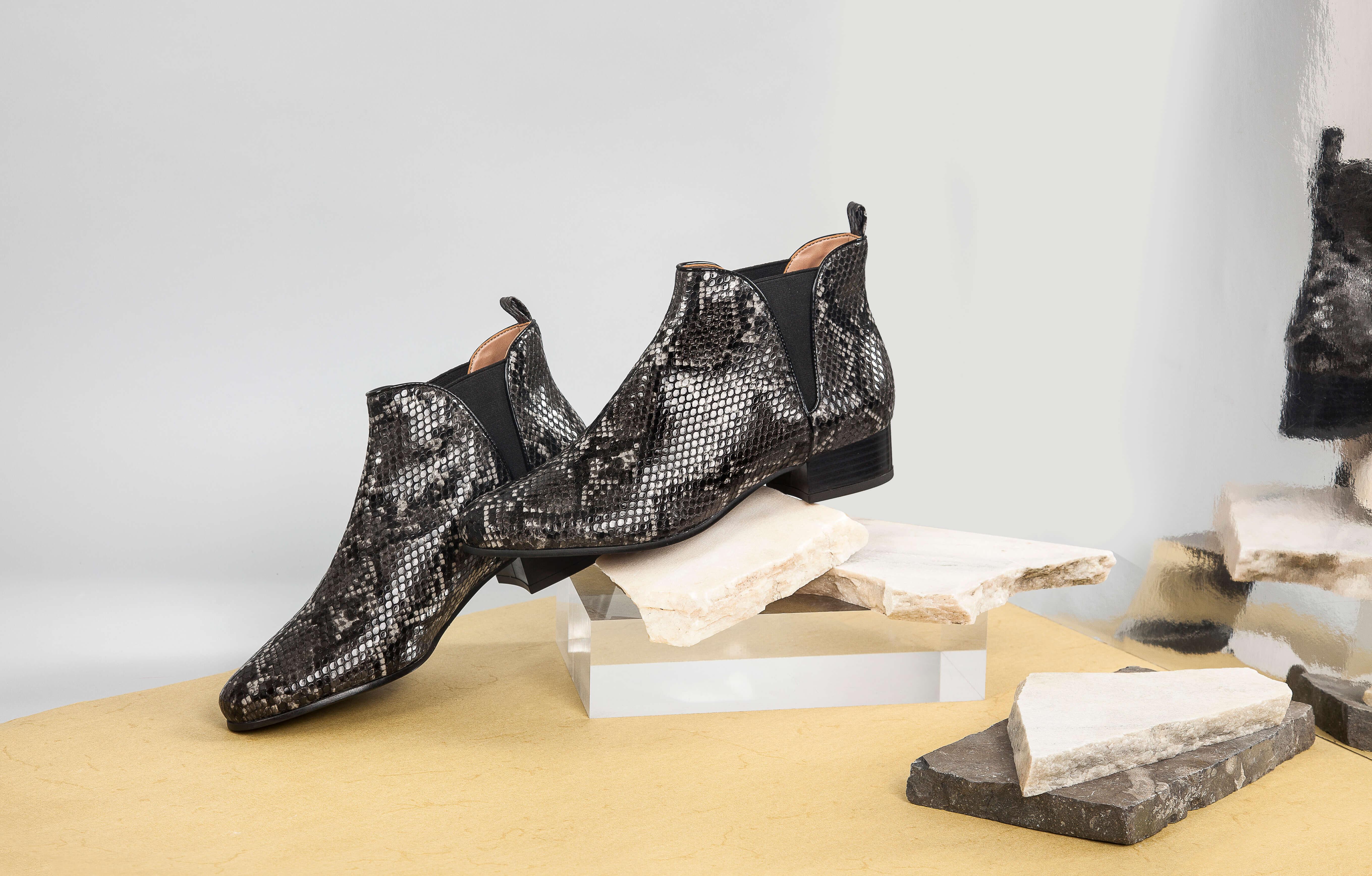Bonne nouvelle ! André lance une collection de chaussures véganes et certifiées par PETA