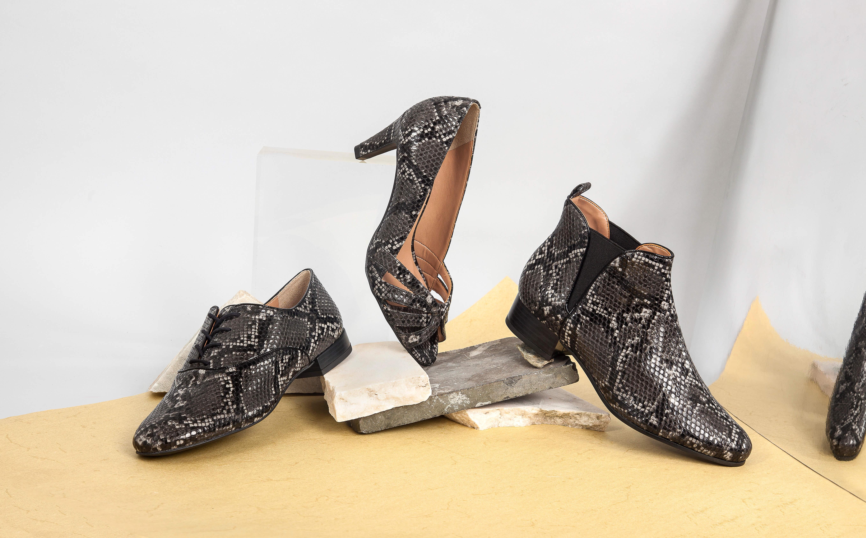 rencontrer 74b5a 38cb9 Bonne nouvelle ! André lance une collection de chaussures ...