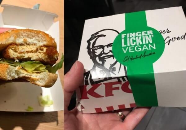 KFC lance un poulet végan au Royaume-Uni – faisons que la France soit la prochaine !
