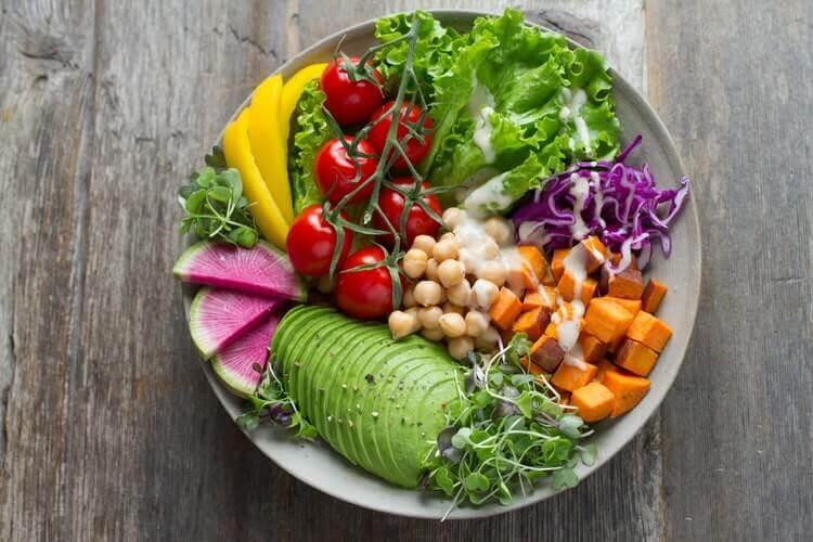 7 avantages fantastiques d'un régime végan pour la santé