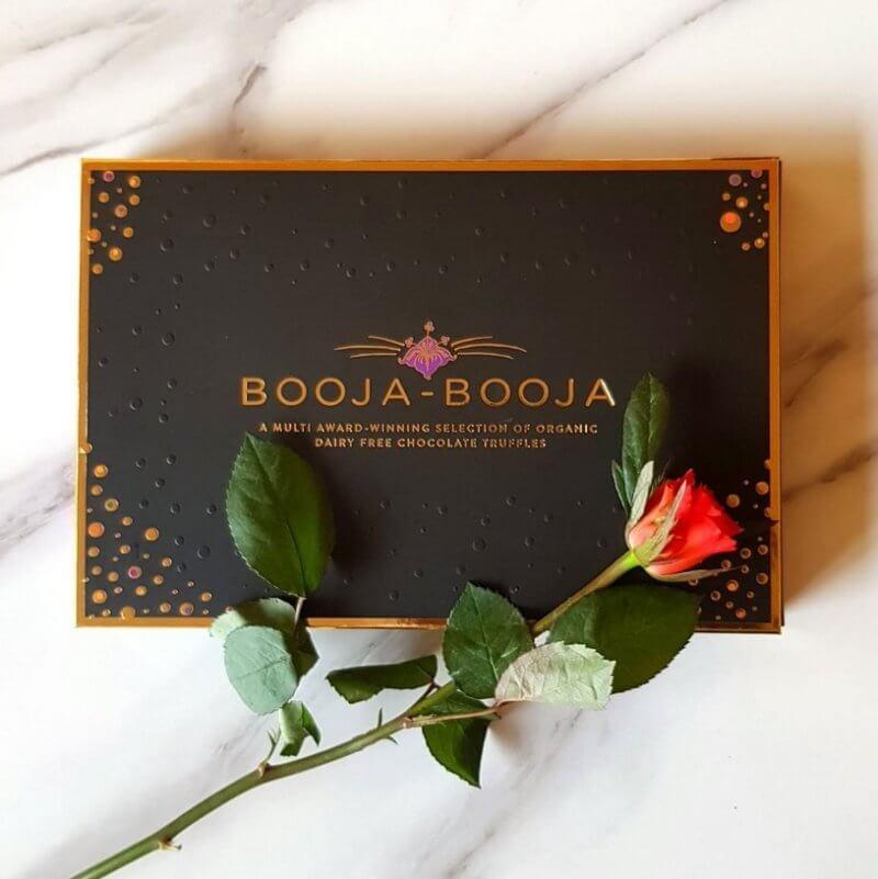 vegan booja booja chocolat