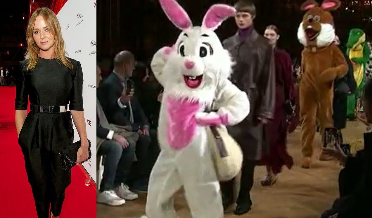 Stella McCartney s'exprime sur la durabilité et l'avenir de la mode