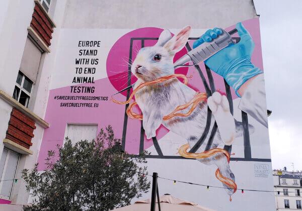 Sauvez les cosmétiques non testés sur les animaux