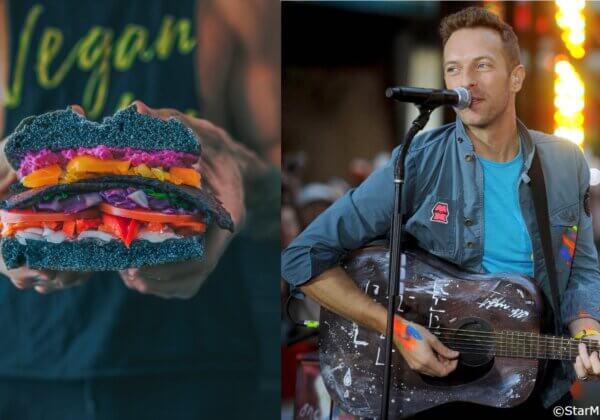 PETA Royaume-Uni demande à Coldplay de ne servir que des repas végans lors de sa tournée mondiale